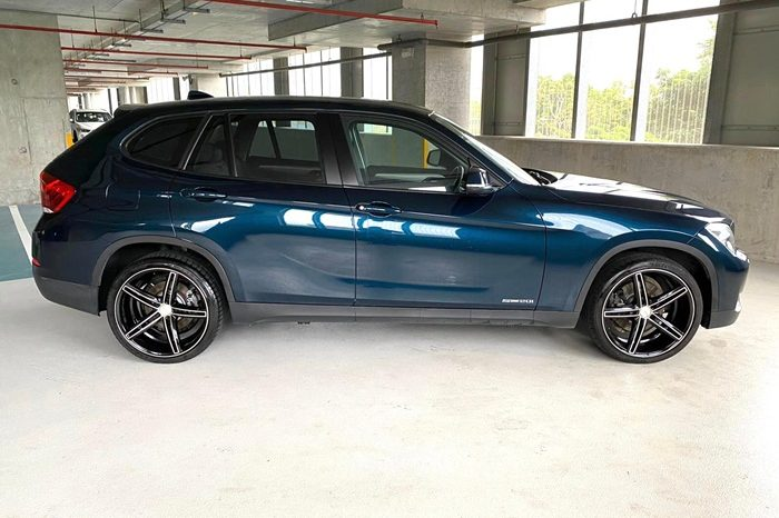 2013 – BMW X1 SDRIVE20I 2.0 AT BLUE – SKL5795M full
