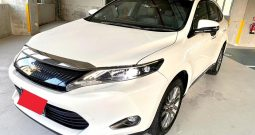 2015 – TOYOTA HARRIER 2.0 AT WHITE – SKW5790T