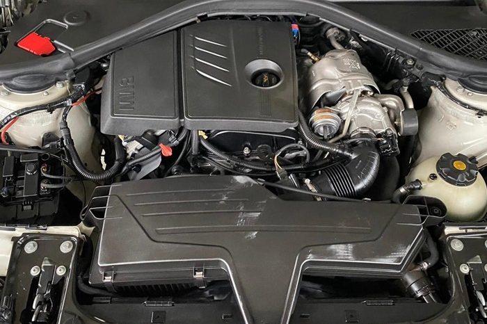 2012 – BMW 116l 1.6 2WD AT WHITE – SLH7923G full