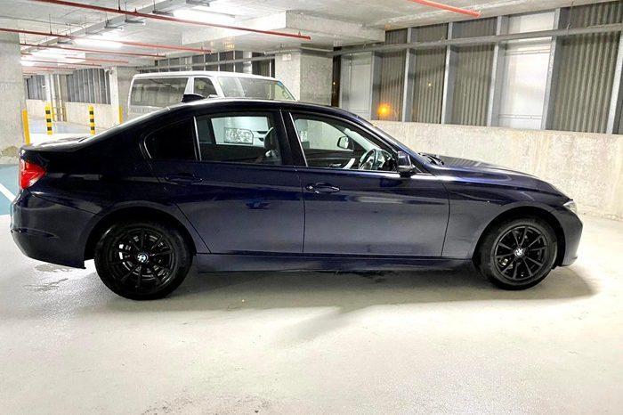 2013 – BMW 316I SPORT 1.6 AT BLUE – SMK1438C full