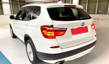 2012 – BMW X3 XDRIVE20I 2.0 AT WHITE – SKH4280J full