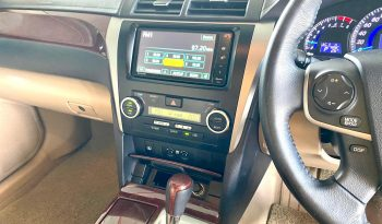 2015 – TOYOTA CAMRY 2.5 AT SILVER– SMW4650Y full