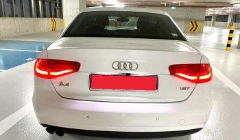 2014 – AUDI A4 1.8 AT WHITE – SLT1961Y full