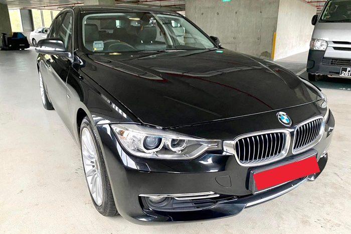 2012 – BMW 328I 2.0 AT BLACK – SKE6710M full