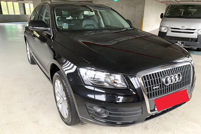 2012 – AUDI Q5 TFSI QUATTRO 2.0 AT BLACK – SLX3222M full