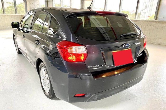 2015 – SUBARU IMPREZA 1.6 AT BLACK – SKS8263A full