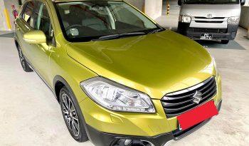2014 – SUZUKI S-CROSS GLX 1.6 AT GREEN – SKP9305Y full