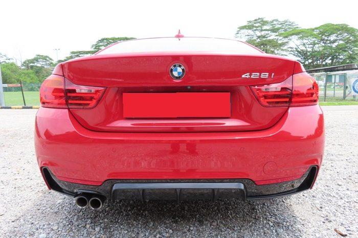2013 – BMW 428I 2.0 AT RED – SMV4558L full