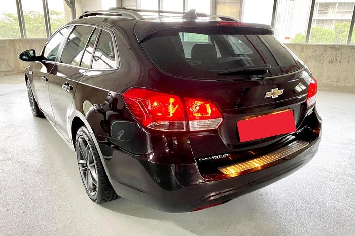 2015 – CHEVROLETCRUZE 1.6 AT BROWN – SKW9958B full