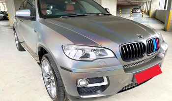 2013 – BMW X6 XDRIVE35I 3.0 AT GREY – SKJ8899M full
