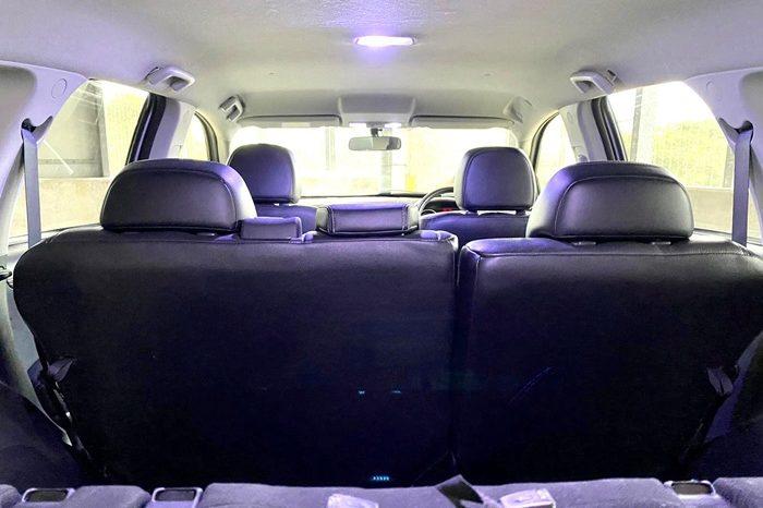 2014 – MITSUBISHI OUTLANDER 4WD 2.0 AT SILVER – SKH7678B full
