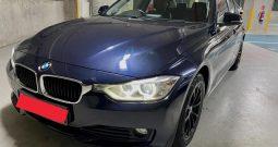 2013 – BMW 316I 2.0 AT BLUE – SMK1438C