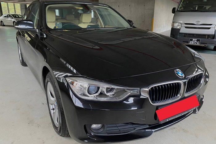 2013- BMW 316I 2.0 AT BLACK – SMW4342L full