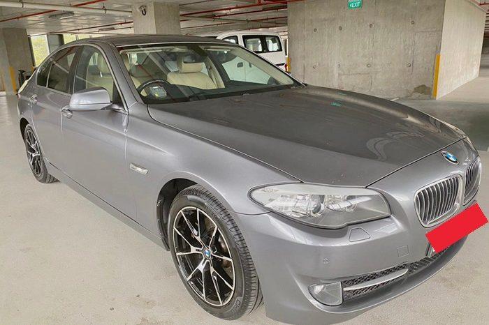 2013- BMW 520I SPORTS 2.0 AT GREY – SMX7439S full