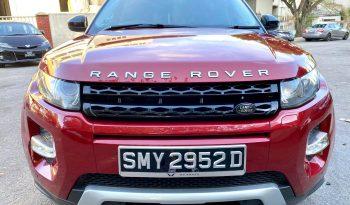 2014 – LANDROVER EVOQUE 2.0 AT RED – SMY2952D full