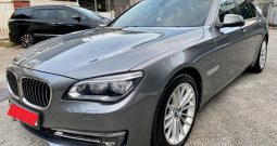 2012 – BMW 740I 3.0 AT GREY – SMX9335U
