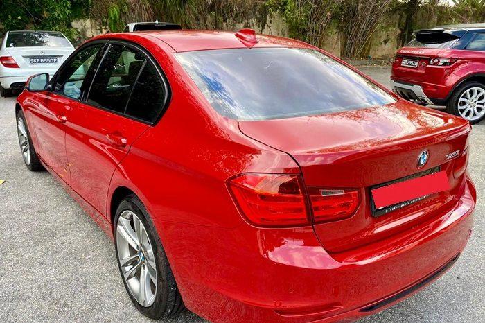 2012- BMW 320I 2.0 AT RED – SMY1737R full