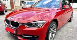 2012- BMW 320I 2.0 AT RED – SMY1737R