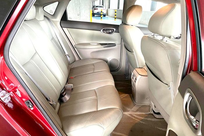 2014 – NISSAN SYLPHY SIGNATURE 1.6 AT RED – SLT8799D full