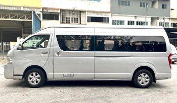 2014 – JOYLONG HKL6540RCLWB 2.8 MT SILVER – PC2564X full