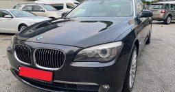 2011 – BMW 740LI 2.0 AT BLACK – SMY4638Z
