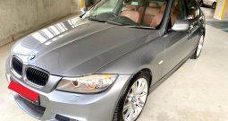2011 – BMW 320I (M-SPORT) 2.0 AT GREY – SKC7446E