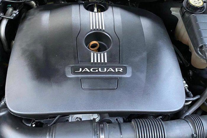 2014 – JAGUAR XF 2.0 AT BLUE – SMY6010X full