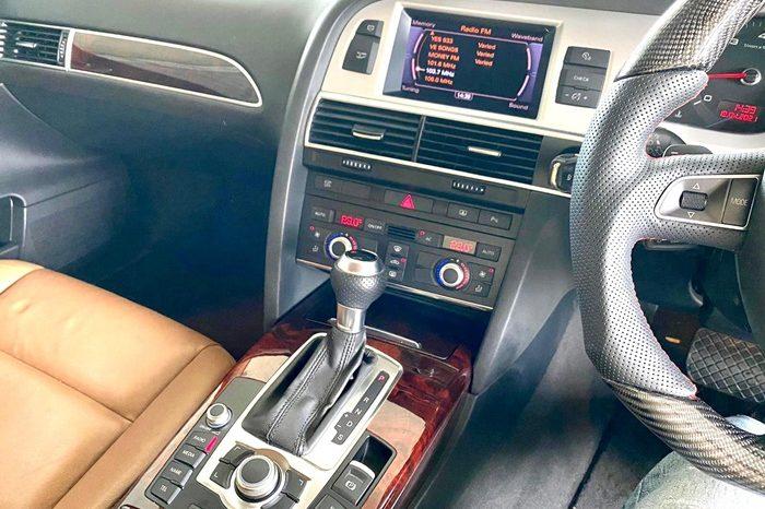 2011 – AUDI A6 TFSI  2.0 AT WHITE – SMW4191E full