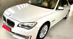 2014 – BMW 730LI 3.0 AT WHITE – SKM3972B