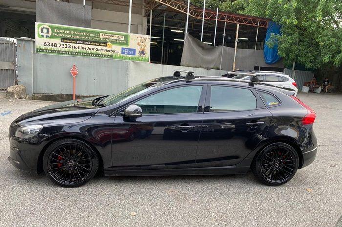 2013 – VOLVO V40 CROSS COUNTRY T4 1.6 AT BLACK – SMZ2699E full