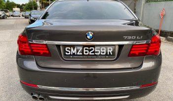 2014 – BMW 730LI 3.0 AT BROWN – SMZ6259R full
