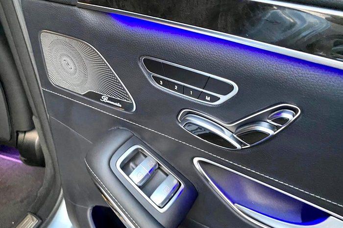 2014 – MERCEDES-BENZ S500 LONG R20 4.5 AT SILVER – SMZ6046M full