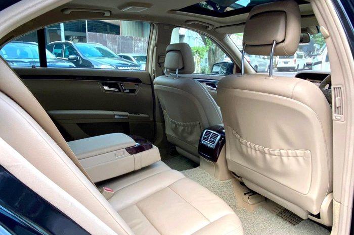 2011 – MERCEDES-BENZ S300L V6 3.0 AT SILVER – SMZ4047Z full