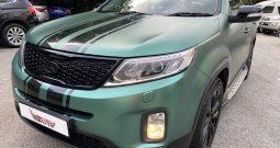 2014- KIA SORENTO 2.4 AT SUV GREEN – SLR6891T