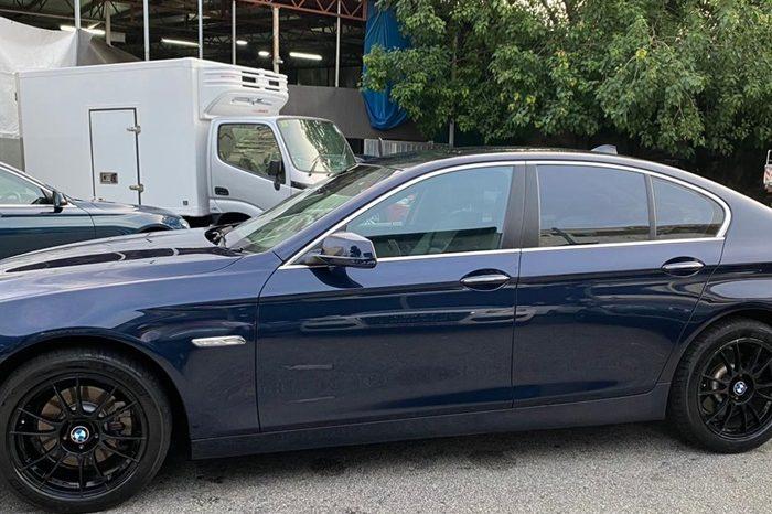 2013 – BMW528I SPORTS 2.0 AT BLUE – SNA3529B full