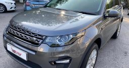 2016- LANDROVER DISCOVERY SPORT 2.2 AT SUV  GREY – SLH1115L