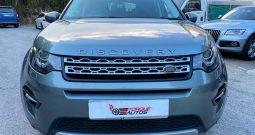 2016- LANDROVER DISCOVERY SPORT 2.2 AT SUV  GREY – SKZ9629K