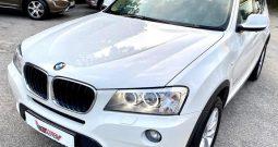 2012 – BMW X3 XDRIVE20I SPORTS 2.0 AT WHITE – SKH581S