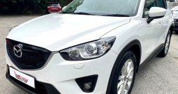 2013 – MAZDA CX-5 2.0 AT SUV WHITE – SLX5739B