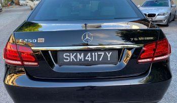 2014- MERCEDES-BENZ E250 (R17) 2.0 AT BLACK- SKM4117Y full