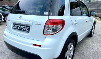 2011 – SUZUKI SX4 1.6 AT WHITE – SKC2252E full