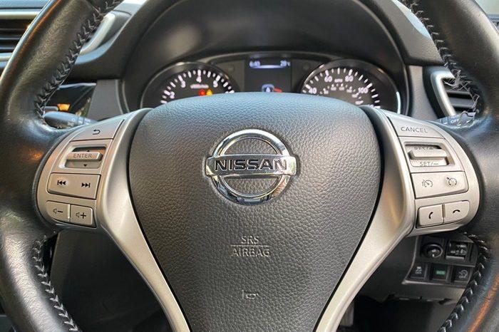 2015 – NISSAN QASHQAI PREMIUM 1.2 AT BROWN – SGL7099Z full
