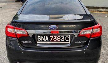 2015 – SUBARU LEGACY 2.5 AT GREY – SNA7383C full
