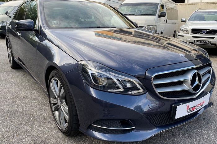 2014- MERCEDES-BENZE200 (R18) 2.0 AT BLUE – SNB4195T full